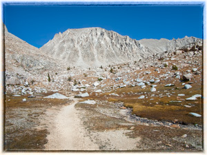 John Muir Trail and Mount Whitney