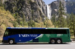 From Fresno to Yosemite...in style!